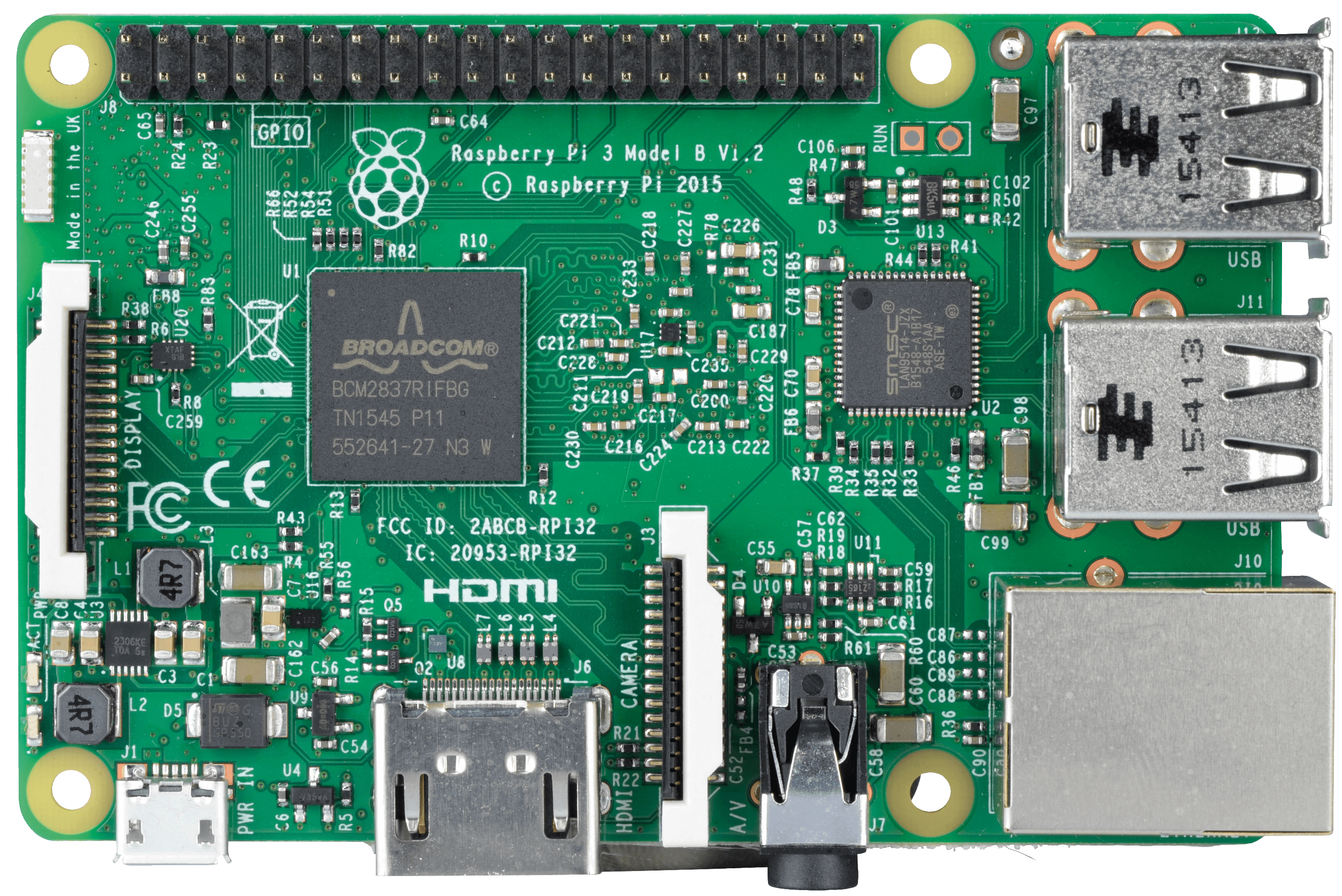 Raspberry pi 3 download image